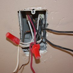 3 Way Switch Wiring Diagram Red White Black Lennox How Do I Wire A Three Recepticle Have Two Switches