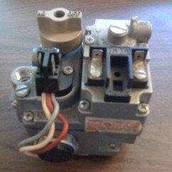 Bryant Thermostat Wiring Diagram Kenmore Elite Dryer Heating Element Old 1975 House Gas Furnace, Valve Robertshaw Unitrol 7000