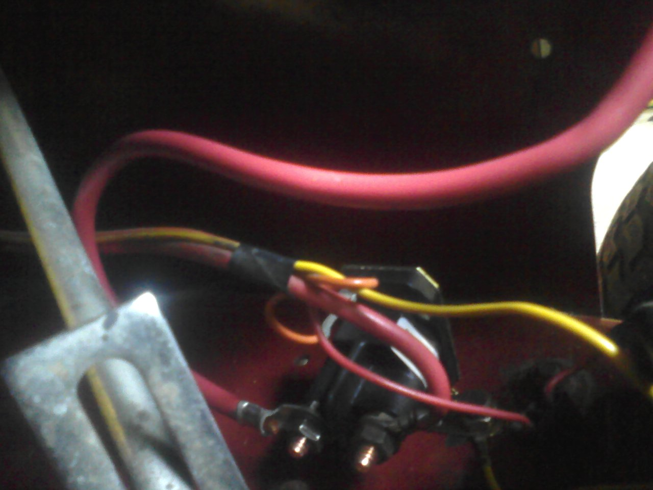 Wiring Diagram Along With Riding Lawn Mower Solenoid Wiring Diagram