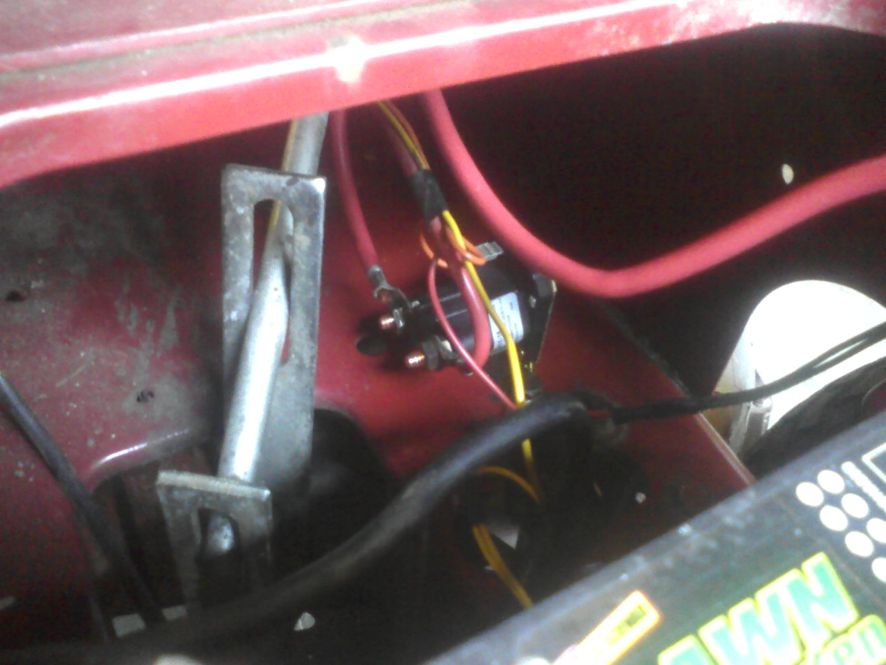murray riding mower wiring diagram for telephone junction box i have a lawnmower and it wont start the