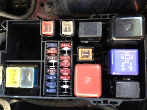 small resolution of 1997 toyota 4runner fuse box wiring block diagram 1997 toyota 4runner speaker size 1997 toyota 4runner