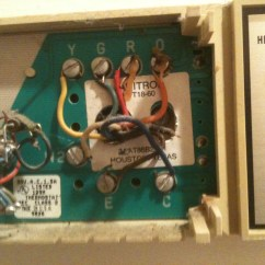 Janitrol Thermostat Wiring Diagram For Spotlights In Ceiling Heat Strip Get Free Image About