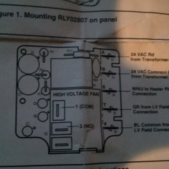 Time Delay Relay Circuit Diagram Amp To Sub Wiring I Am Having Trouble A Rly02807 On