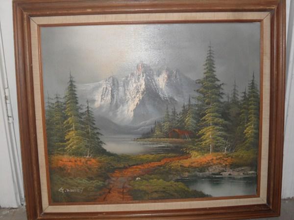Oil Painters Signatures