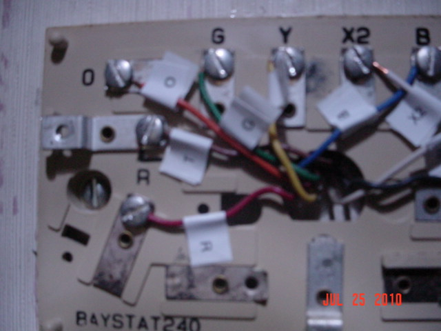 thermostat wiring diagram for electric furnace 2000 v6 mustang stereo i have a trane weathertron controller my heat pump with back up. can not ...