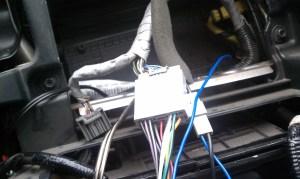 Honda Civic Si: installing subs