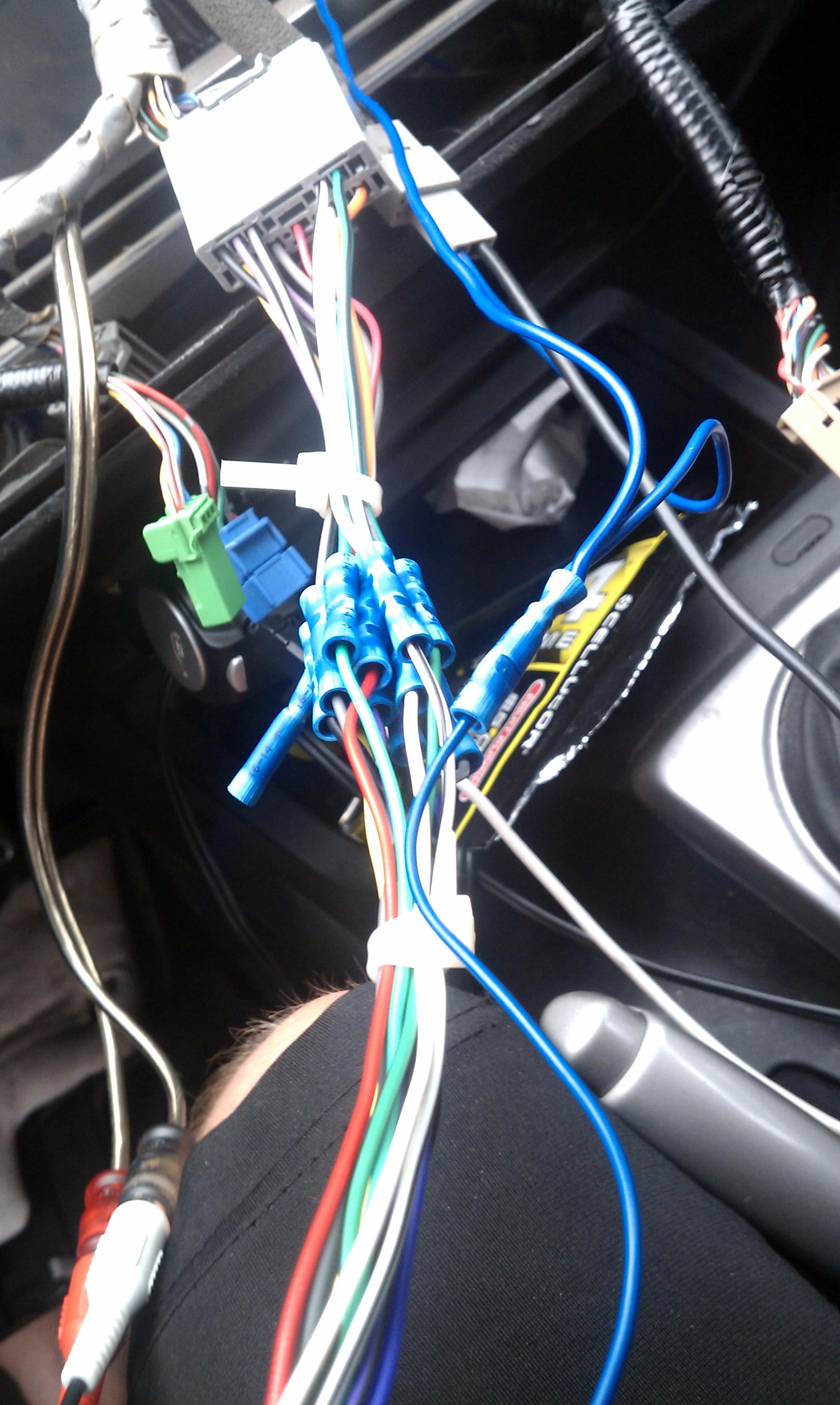 2008 Honda Civic Radio Wiring Diagram Honda Civic Si Installing Subs