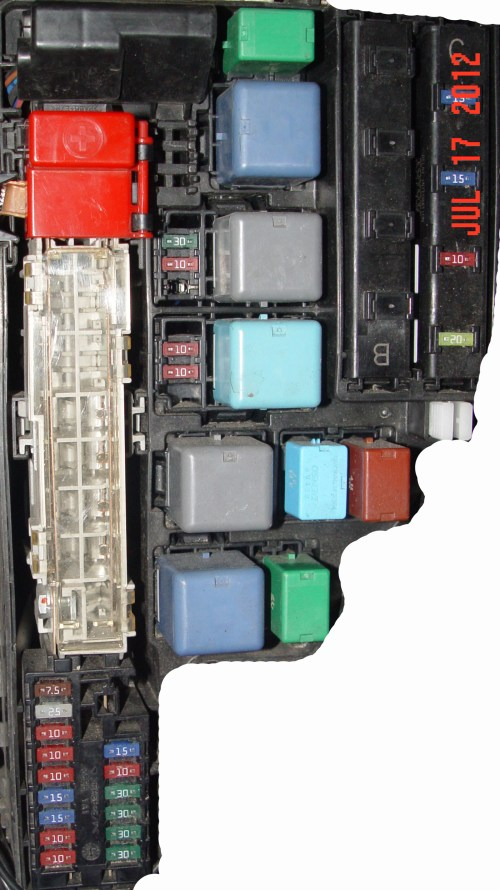 small resolution of 120a fuse toyota toyota fuse box diagram toyota fuse box diagram