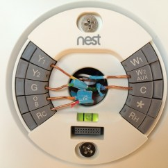 Nest Humidifier Wiring Diagram Blank Digestive System To Label Thermostat 5 Wire