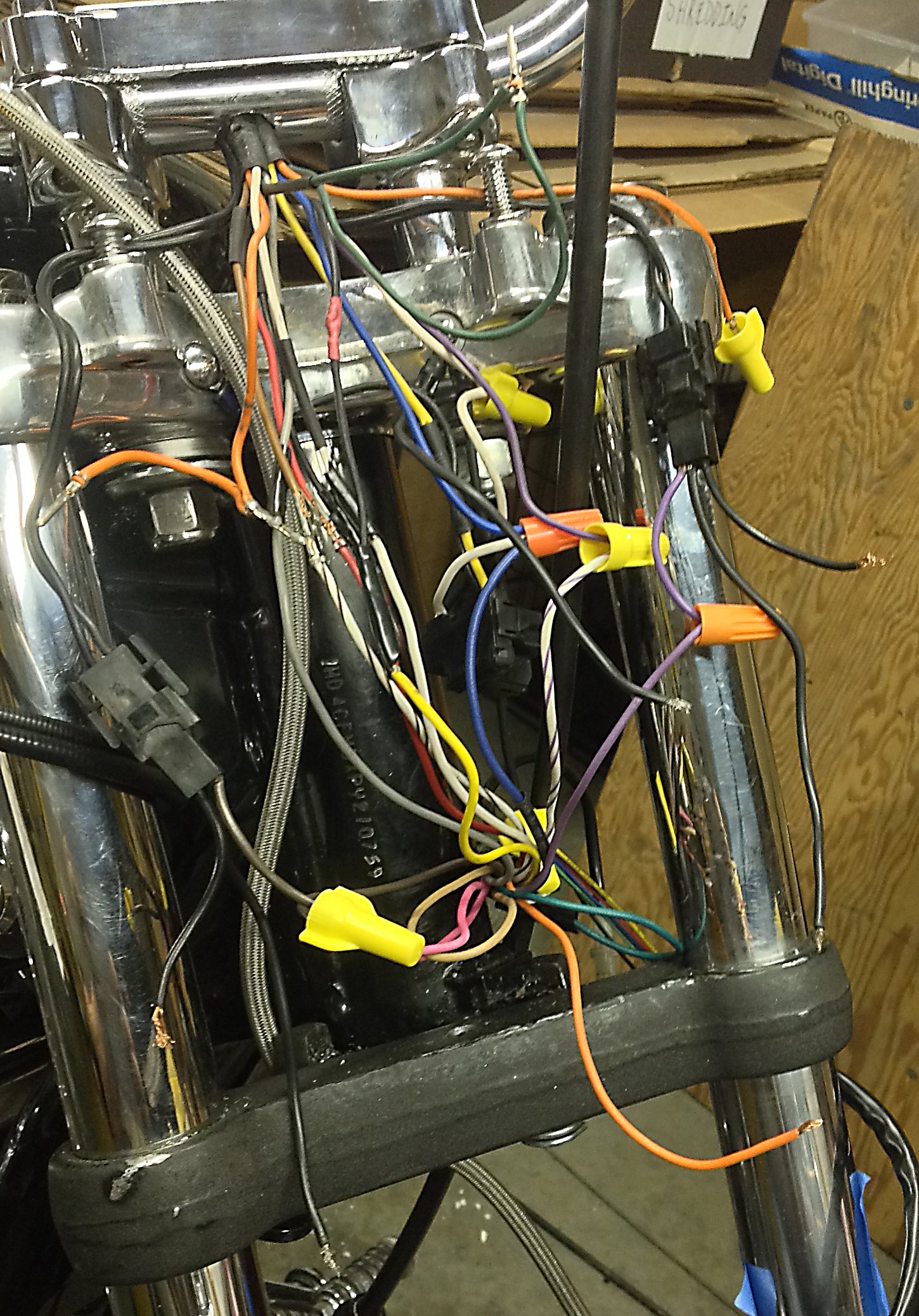 harley ignition switch wiring diagram sony cdx gt170 1993 sportster xlh -