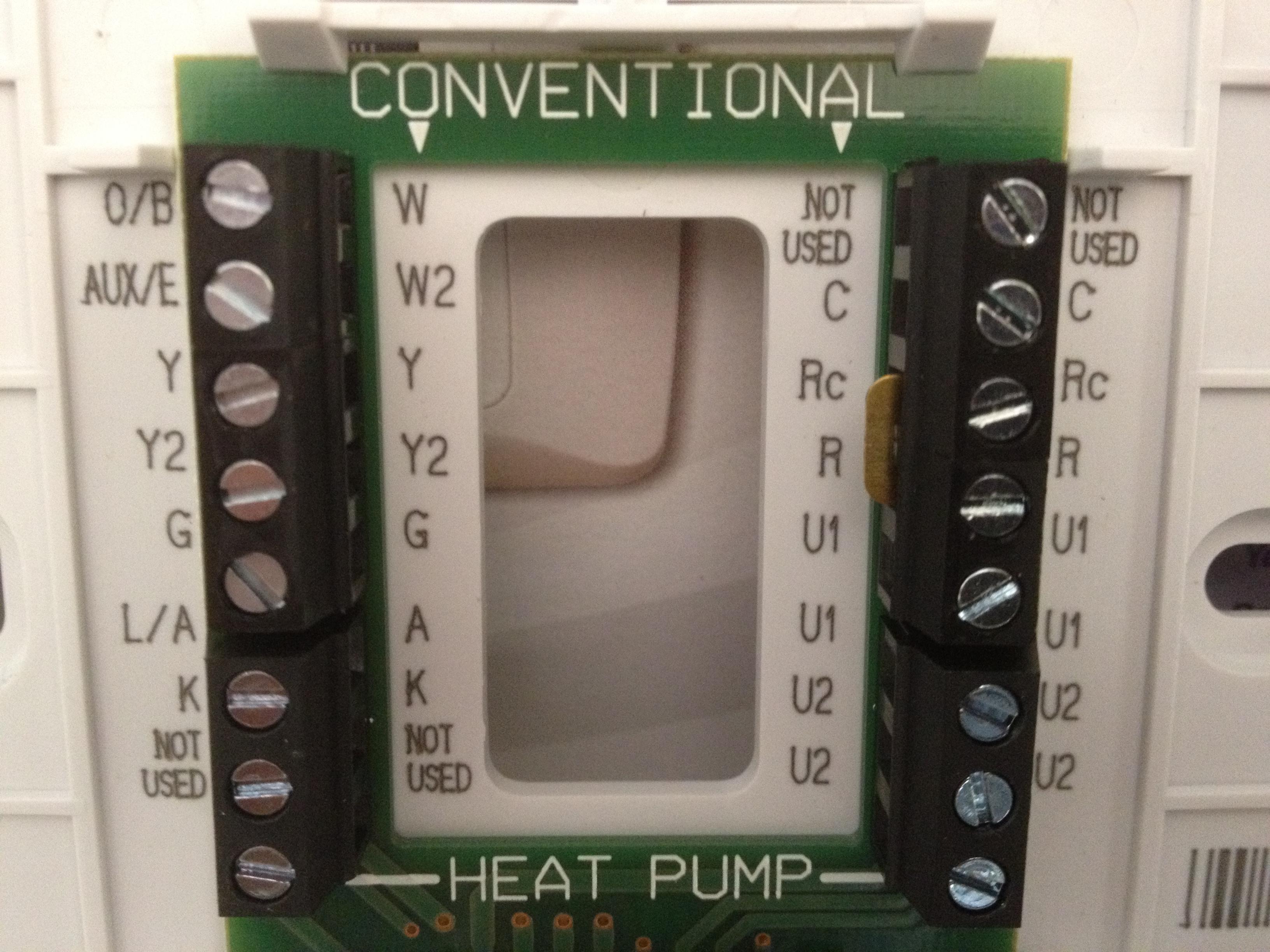 lennox heat pump thermostat wiring diagram 2002 bmw 325i radio trane xr13 get free image about