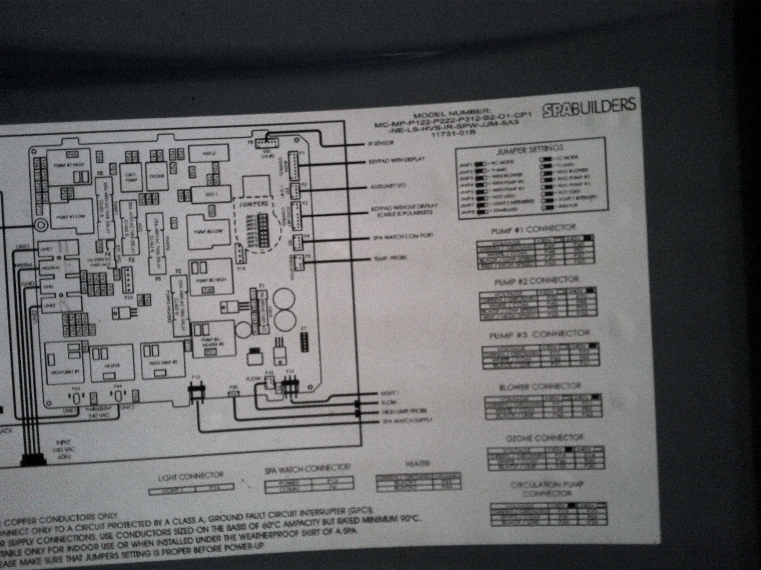 cal spa heater wiring diagram online shopping use case architecture iq hot springs tub ~ odicis