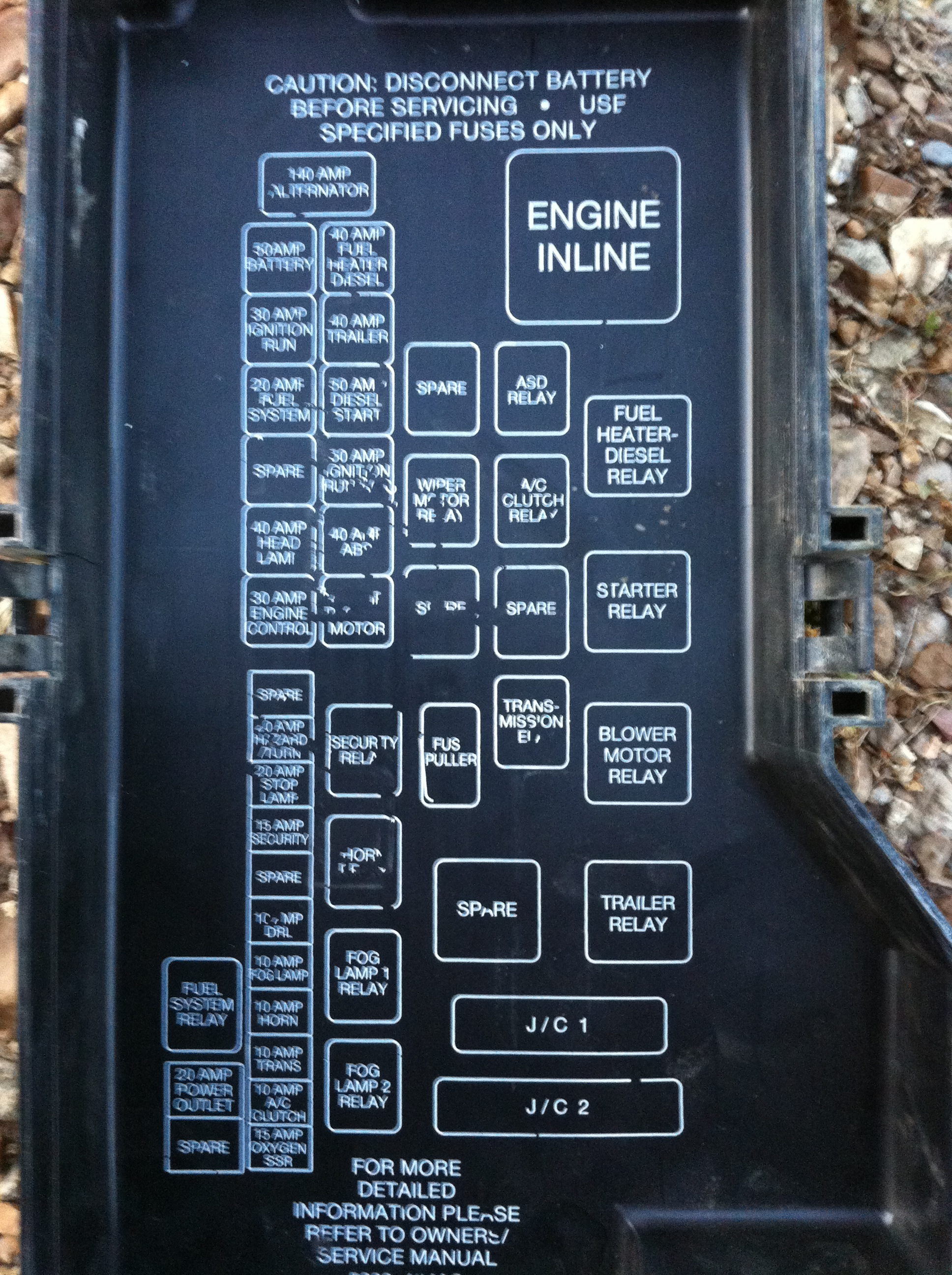 Dodge Durango Fuse Diagram Further 2005 Dodge Magnum Fuse Box Diagram