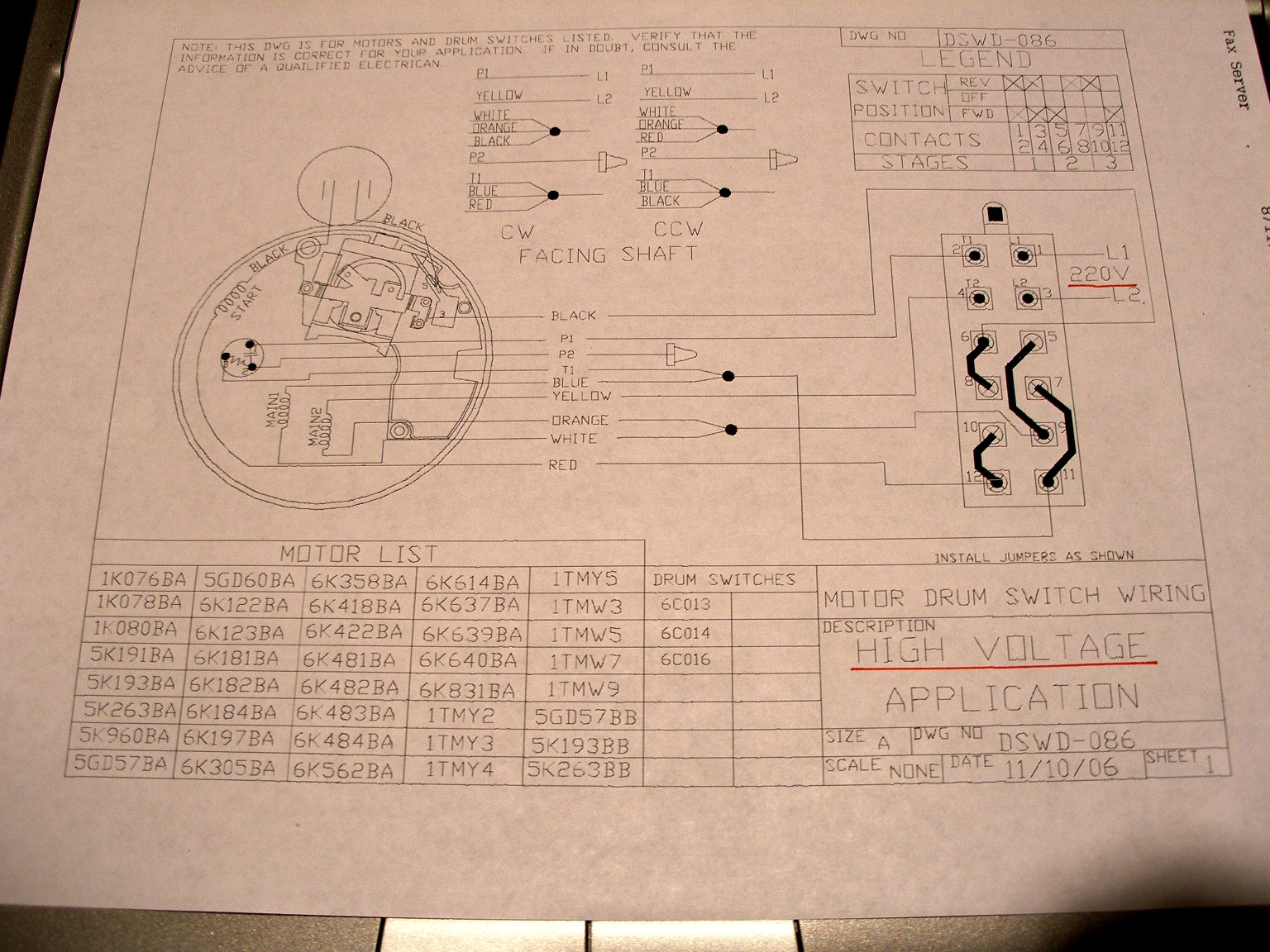 ao smith promax wiring diagram smart car 450 the motor on my boat lift quit it was a open