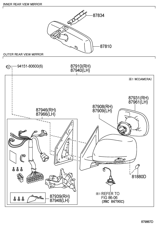 Lexus Lx570 Glass Replacement