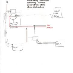Shunt Trip Circuit Breaker Wiring Diagram Activity For Library Management System In Uml Get Free Image