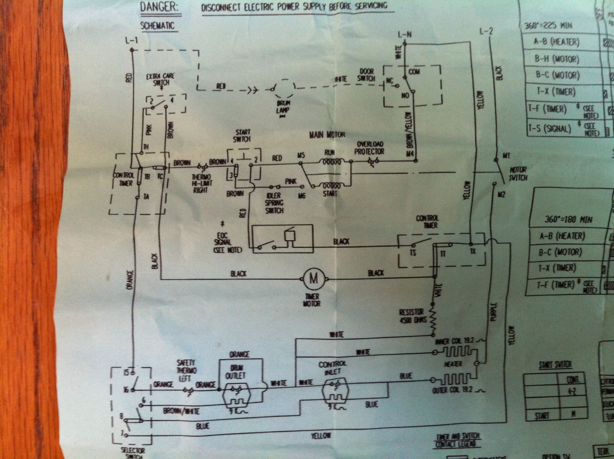 Wiring Diagram Further Ge Gas Dryer Wiring Diagram On Ge Dryer Motor