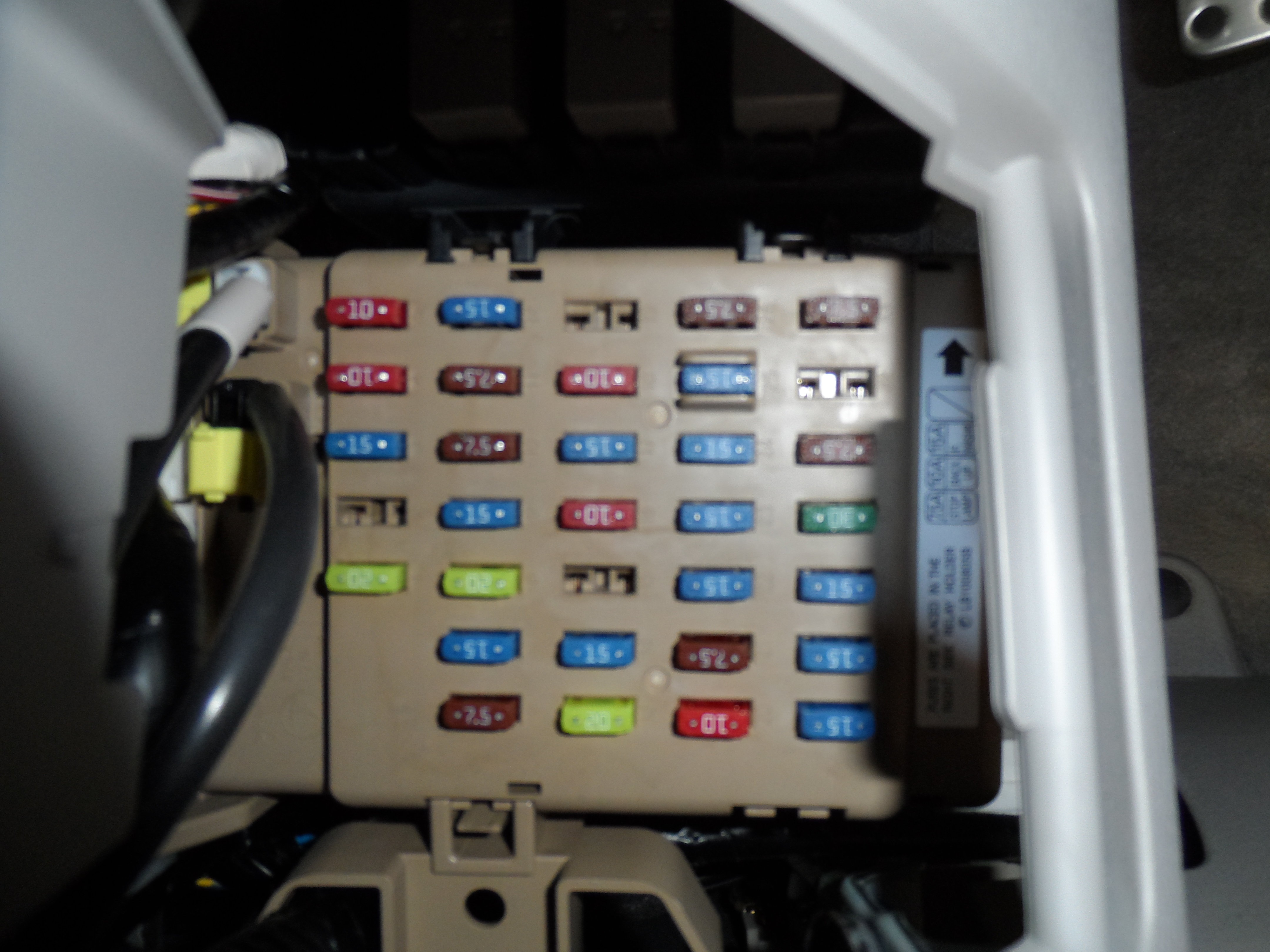 2011 Subaru Legacy Fuse Box Diagram Additionally Subaru Outback Fuse