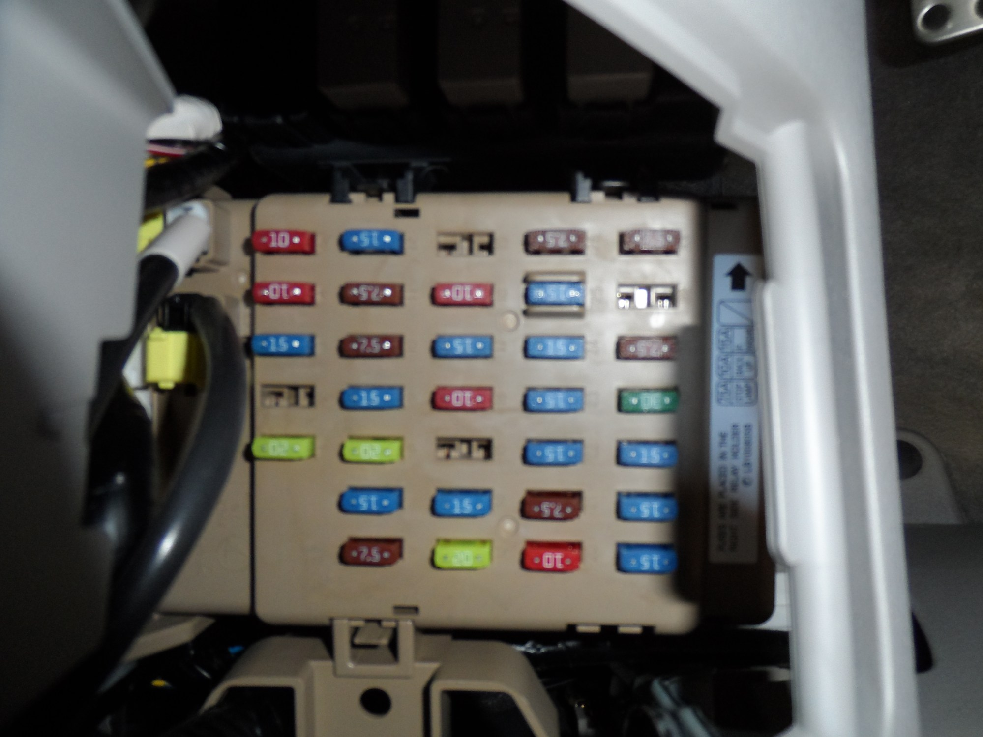hight resolution of subaru outback fuse box location get free image about