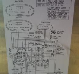 cal spas wiring diagram [ 768 x 1024 Pixel ]