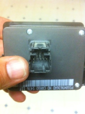 2007 dodge ram 2500: elec schematic for the light switch