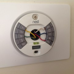 Wiring Diagram For Nest Thermostat E Where Is Your Appendix Blue Wire Get Free Image