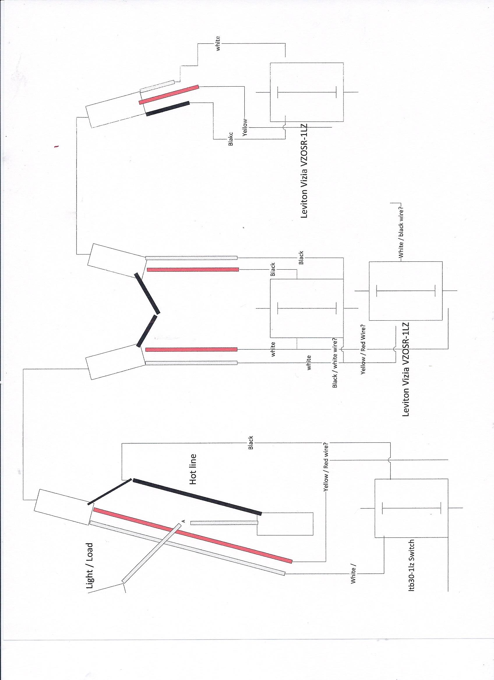 leviton ltb30 wiring diagram