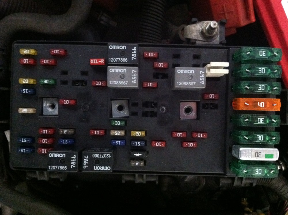 medium resolution of 1998 saturn sl2 fuse diagram wiring diagram centre 02