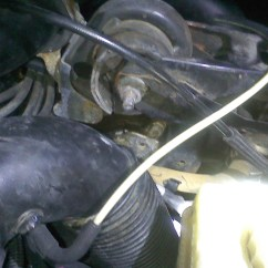 1998 Volvo V70 Engine Diagram 1991 Ford F150 Vacuum Hose Back Of Mass Air Meter Broke Plastic