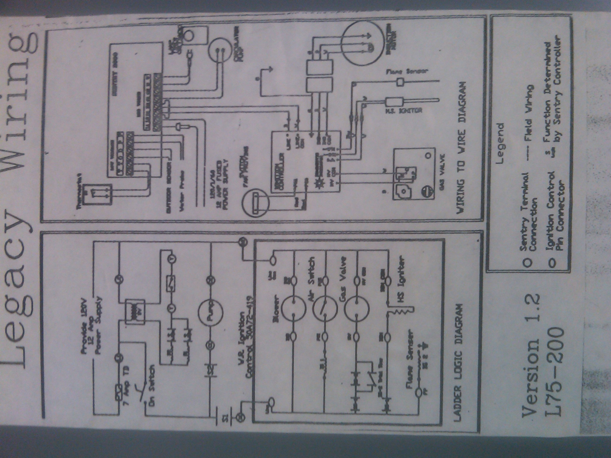 Wiring Diagram For Boilers