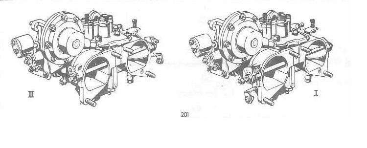 how to get a brand new set of 190SL solex carburetor 44PHH?