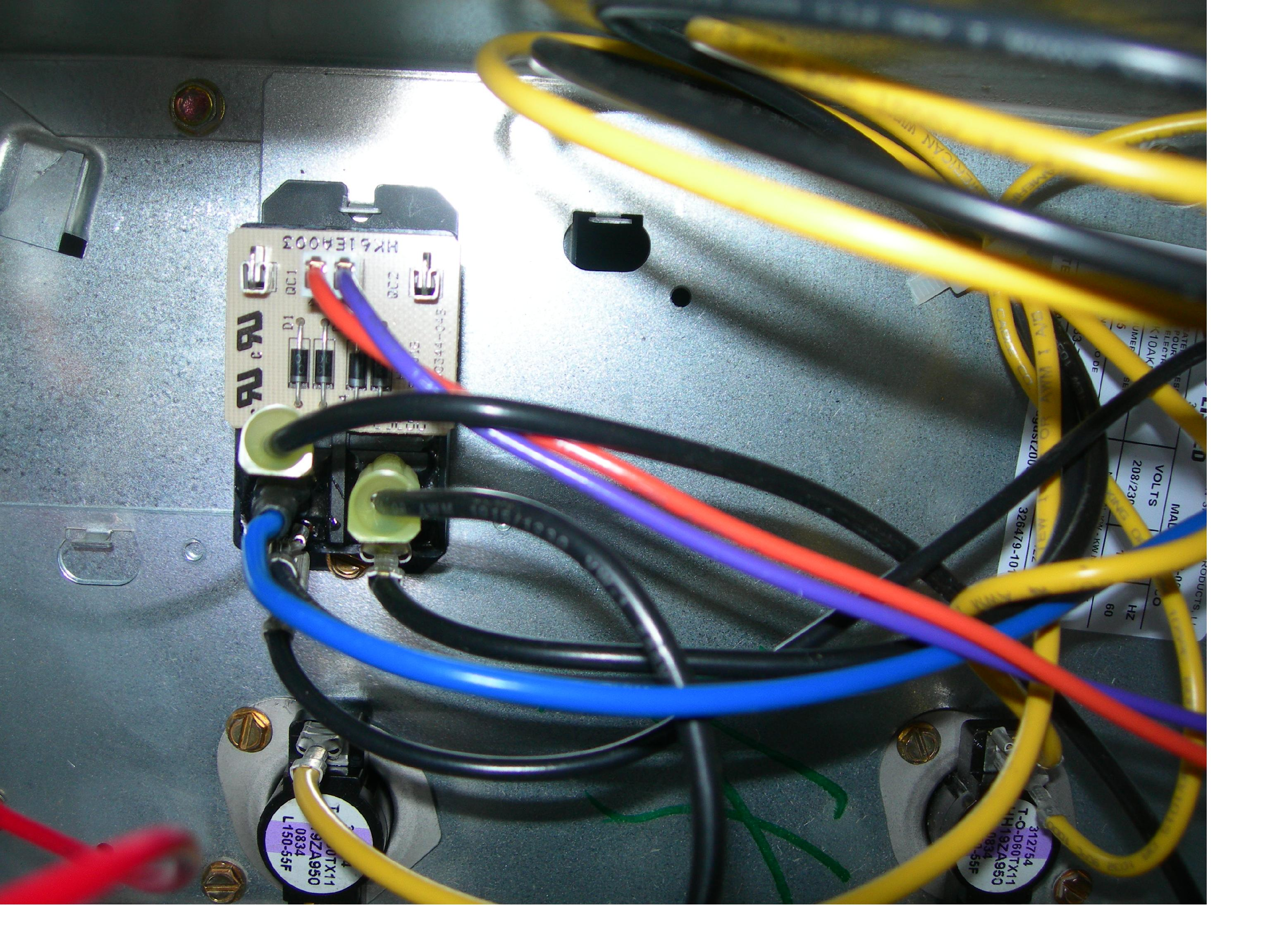 electric heat strip wiring diagram 3 phase kwh meter i have a brand new heil pump with two 10k