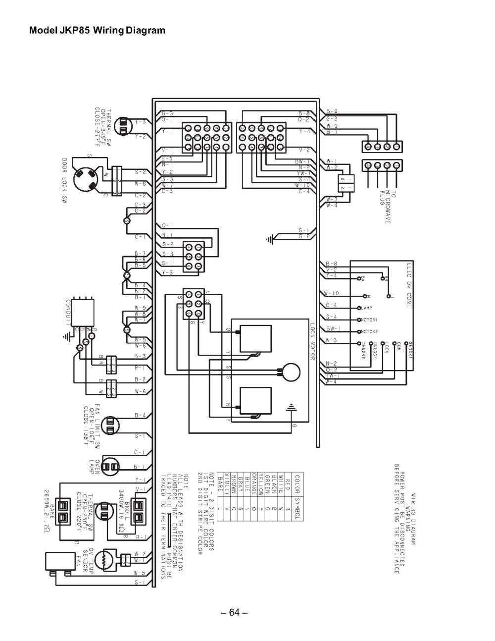 medium resolution of my problem is a completely dead ge jkp85 combination electric wall oven wiring diagram ge range wiring schematic