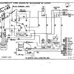 Shunt Trip Circuit Breaker Wiring Diagram Structure Of The Eye With Labels Who / Where Can I Get Help Westinghouse Motor