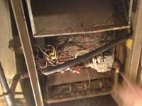 general electric furnace model bglu doesnt work.