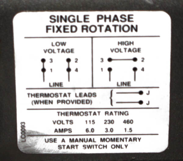 baldor 3 phase motor wiring diagram lewis dot for o3 hello, ive got a 1hp, single phase, 110 or 208-230