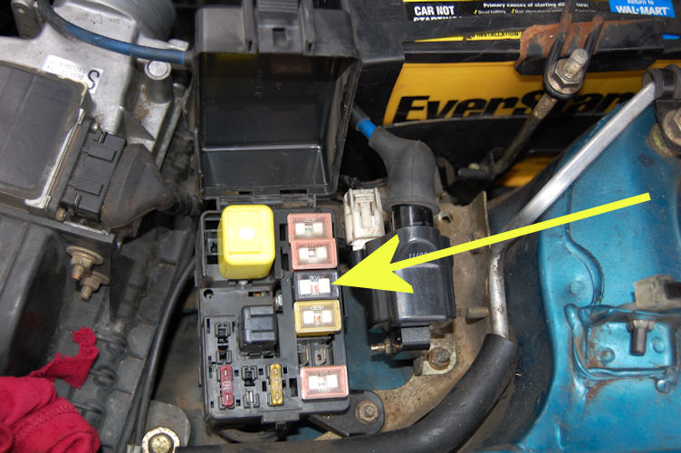 mazda protege wiring diagram crx dx: i have a 1994 dx 1.8. one day while