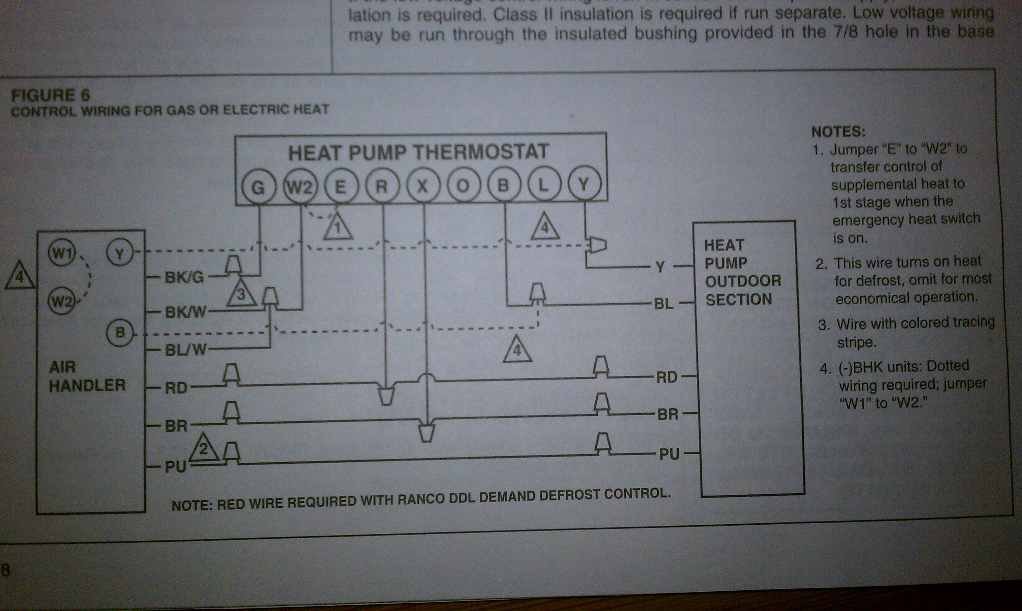 heat pump air handler diagram 98 chevy tahoe wiring goodman  the