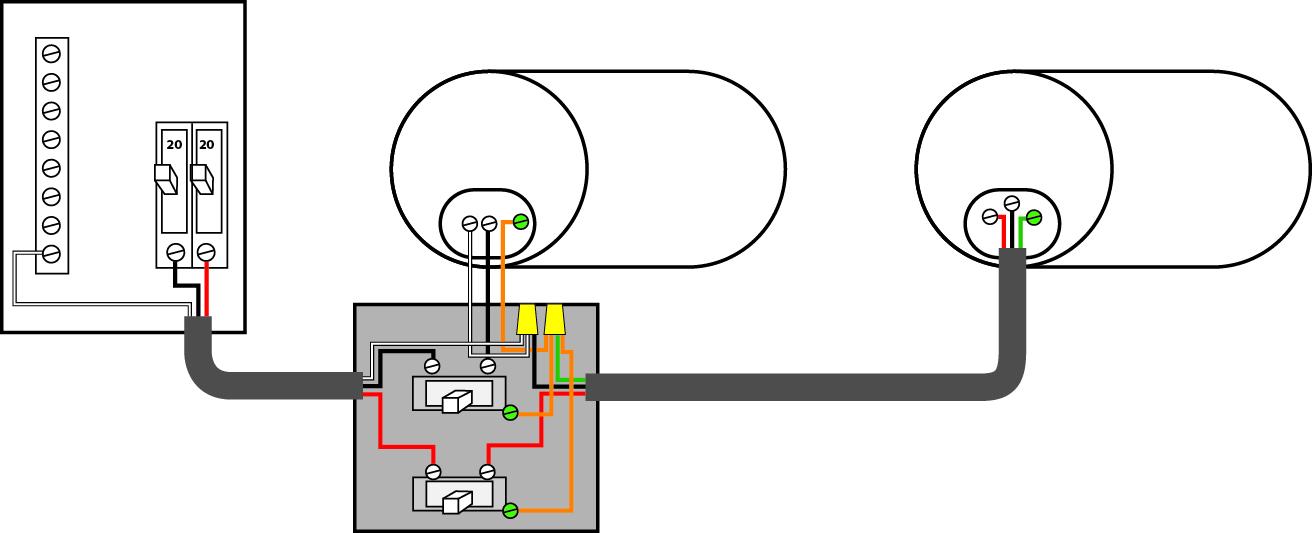 outdoor wiring conduit