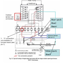 wiring diagram for gas furnace and heat pump wiring schematic air conditioner likewise trane heat pump furnace thermostat wiring [ 1076 x 1435 Pixel ]