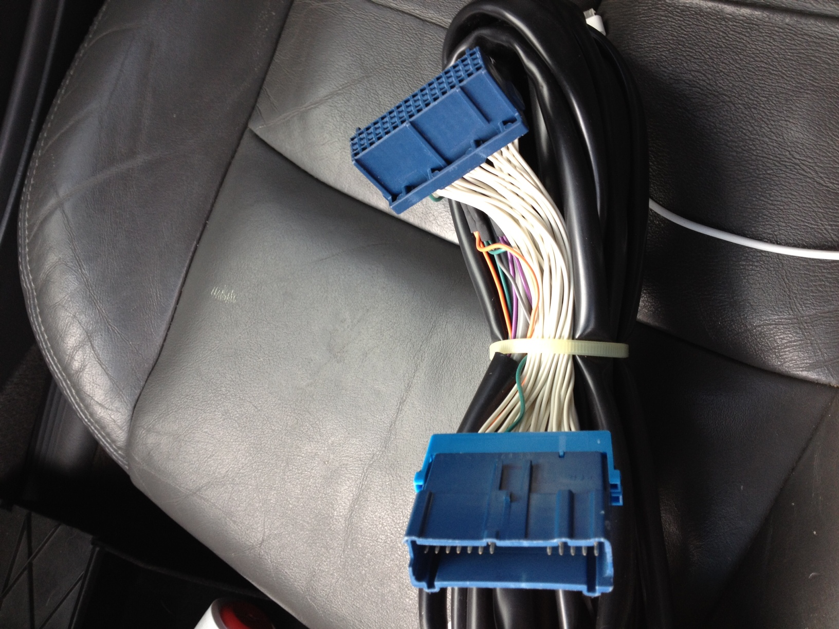Oldsmobile Aurora Where Does The Cd Changer Wiring Harness