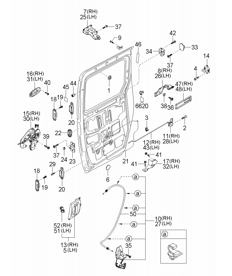 Service manual [Diagrams To Remove 2010 Kia Forte Driver