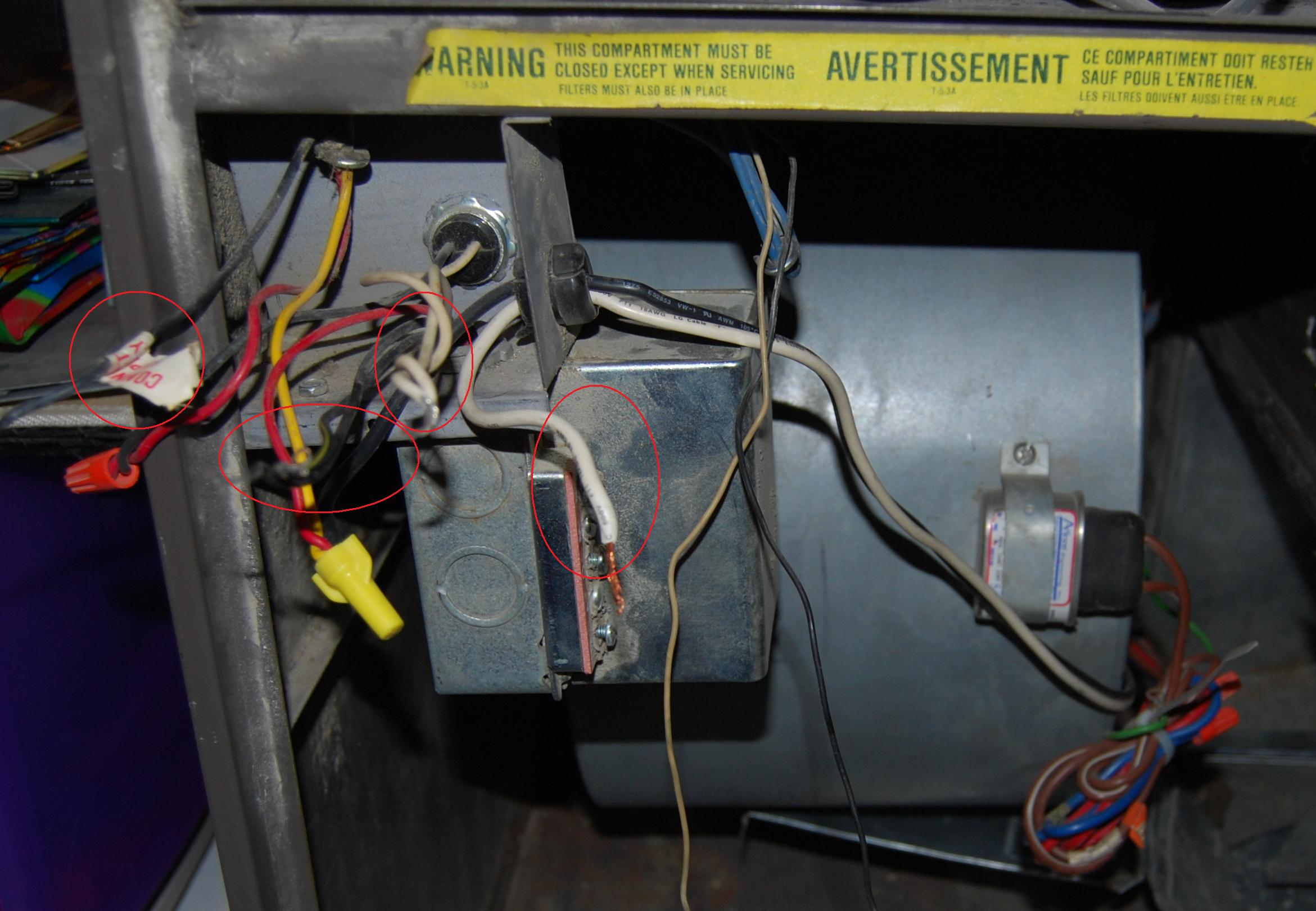 Boiler Electrical Wiring Diagram