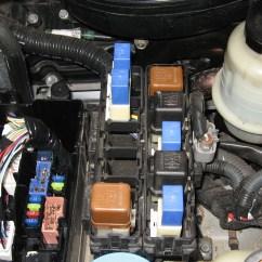 Four Pin Trailer Wiring Diagram 1992 Toyota Pickup Alternator 2007 Nissan Frontier: Pin..wiring Harness..trailer..the Running Lights