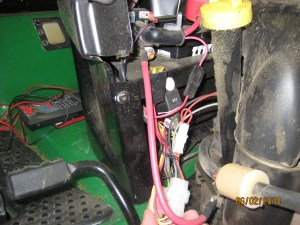 have a John Deere L111 riding mower with a Briggs & Stratton