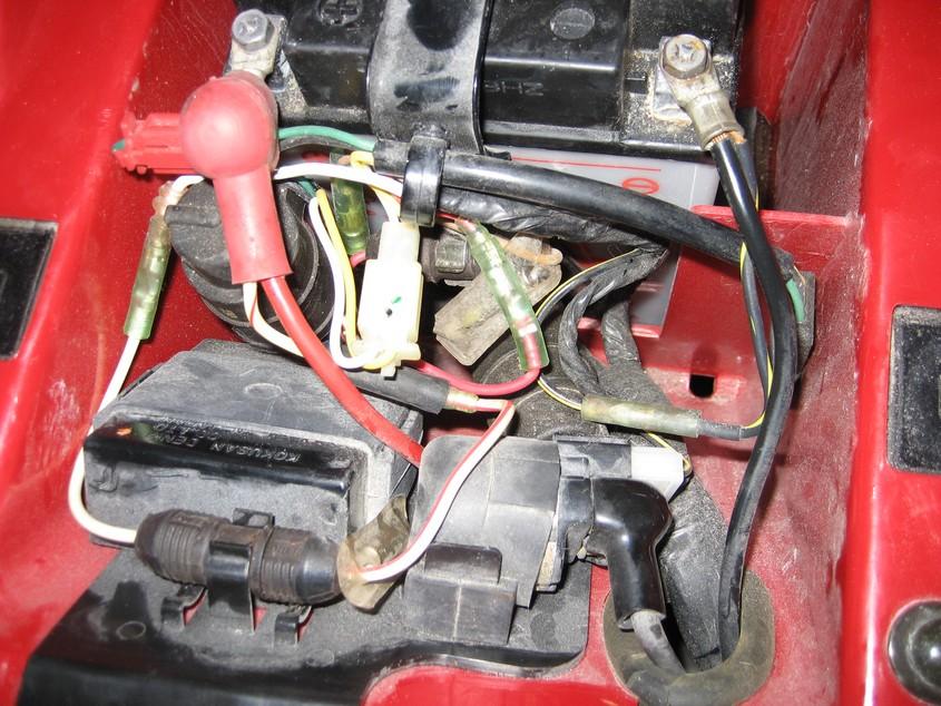 kawasaki klf 300 wiring diagram 2004 chevy silverado 2500hd radio kawasaki..atv..sitting..about a year the carb got gunked up