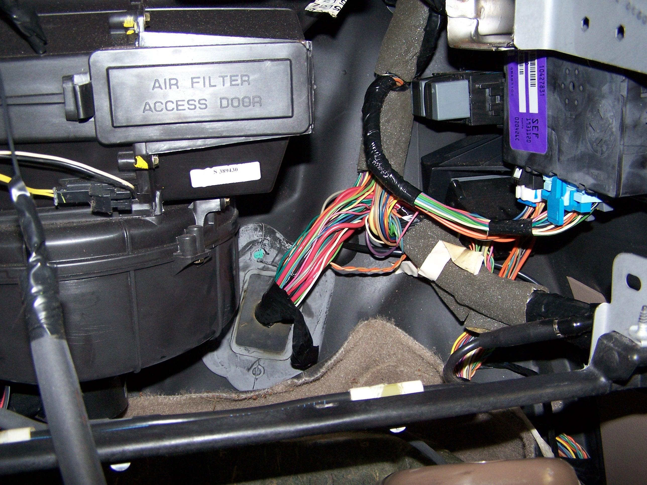 1997 Chevrolet Venture Wiring Diagram