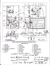 Coleman 7975 Furnace Wiring Diagram, Coleman, Free Engine ...