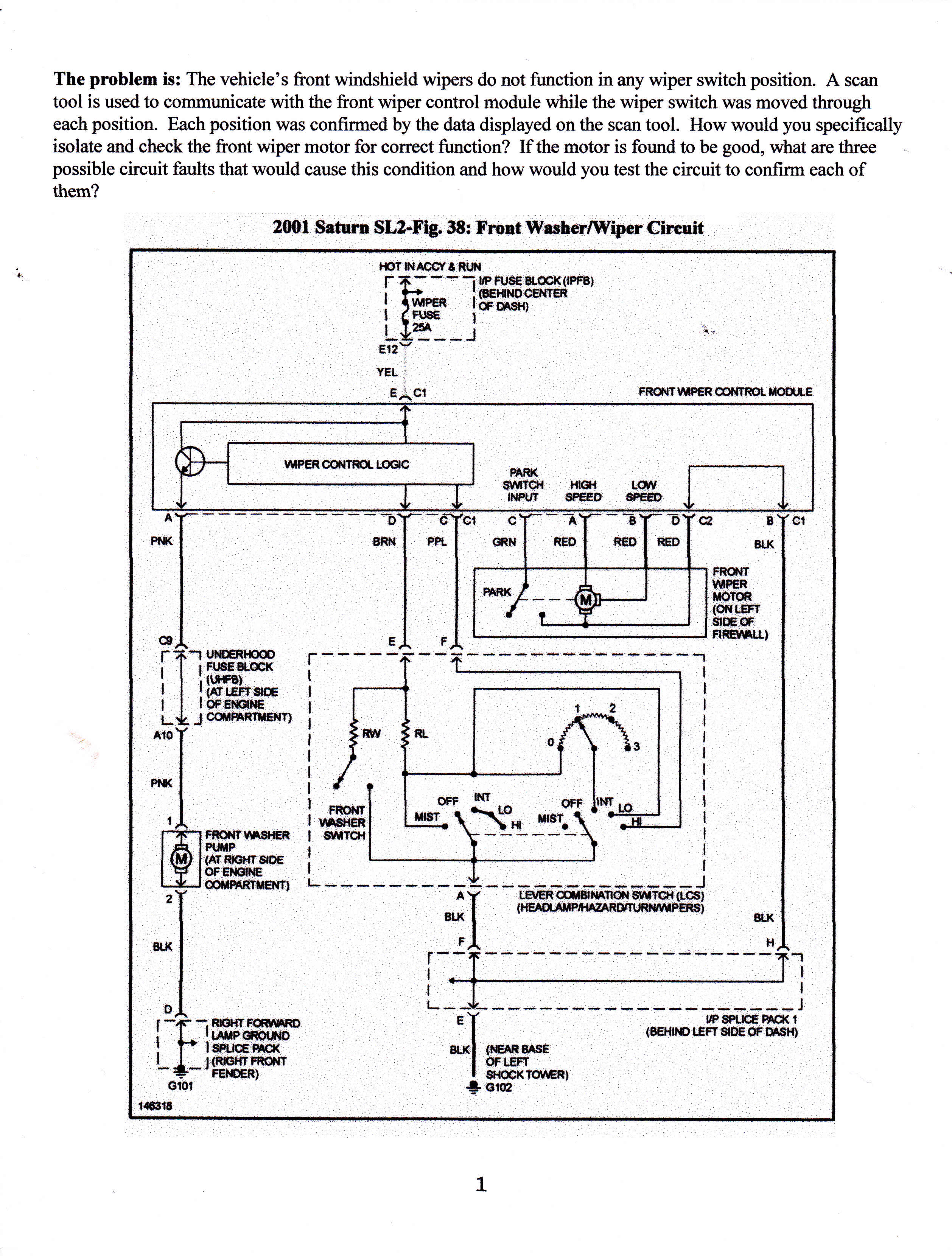 saturn sc2 radio wiring diagram tvss 2001 free engine image for