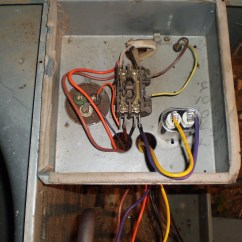 Fan Motor Capacitor Wiring Diagram Dsl Home Run How Do U Wire Up The Protech 51 23055 11 Replacement